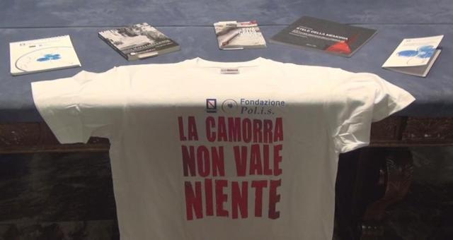 Caldoro e Pittella per i beni confiscati (VIDEO)