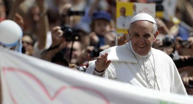 Il Papa in Sardegna con Lavoratori e Migranti