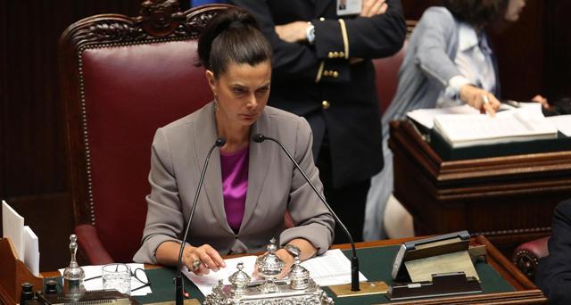 """Femminismo e voglia di riscatto per """"La Presidente"""" Boldrini"""