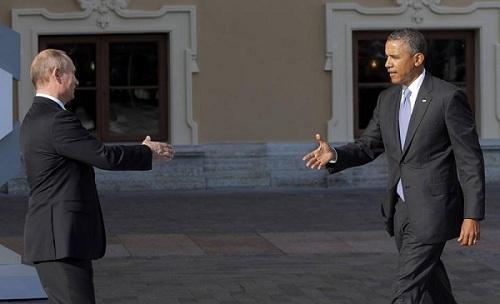 Via al G20 di San Pietroburgo: tangibile la freddezza tra Obama e Putin
