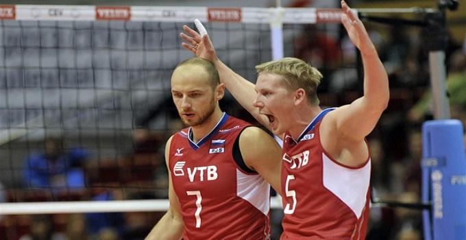 Europei Volley, Russia sul tetto d'Europa. Italia battuta 3-1