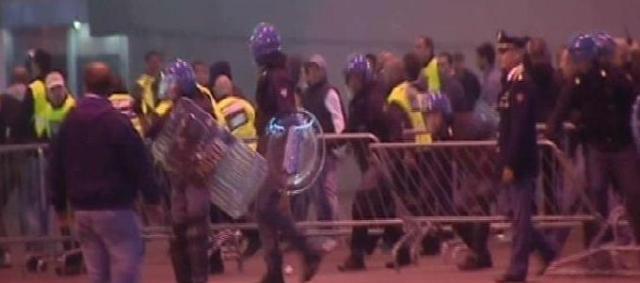 Milan- Napoli: Accoltellati due tifosi azzurri