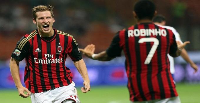 Birsa-gol, il Milan piega la Sampdoria. I rossoneri vincono di misura 1-0. Proteste fuori lo stadio contro la chiusura della Curva sud