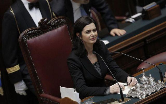 Boldrini: Basta con le ingiurie tempo sprecato