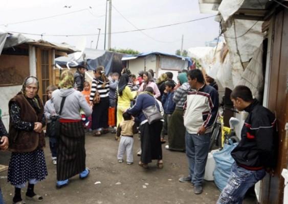 Campi rom: i fondi mai spesi e l'economia da ghetto