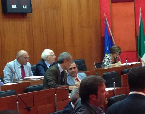 Consiglio comunale, rinviata la discussione sulla mozione di sfiducia alla Tommasielli
