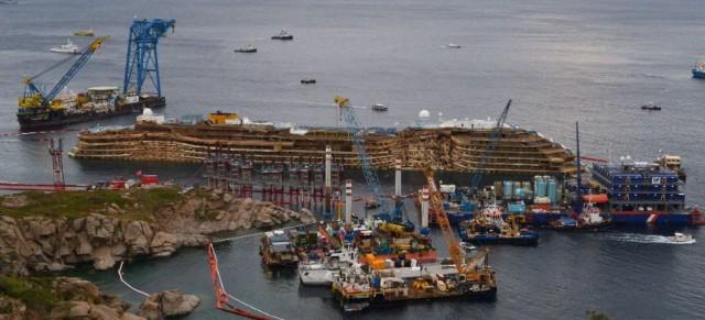 Costa Concordia: trovati resti umani