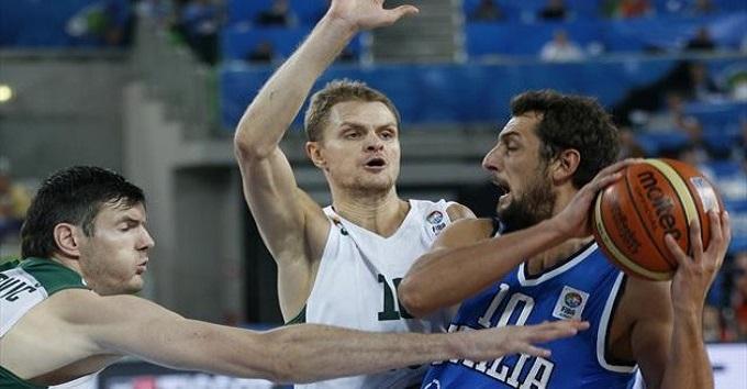 Europei Basket, Italia-Serbia 64-76. Gli azzurri chiudono ottavi e dicono forse addio al Mondiale