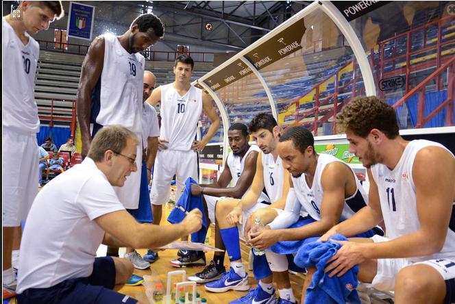 Azzurro Napoli Basket, si avvicina l'inizio della Lega Due Gold