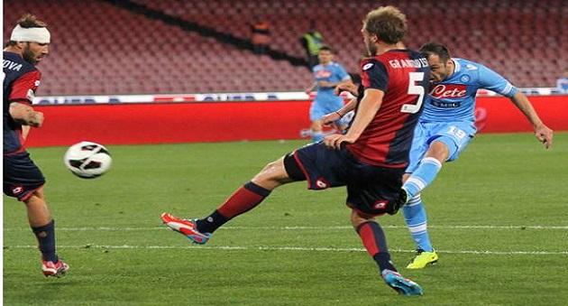 Genoa-Napoli, i convocati di Rafa Benitez