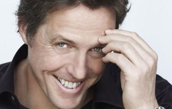 Hugh Grant sbarca a Pozzuoli