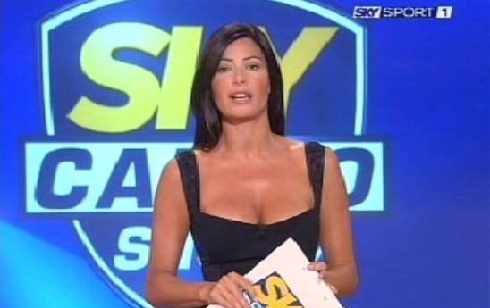 Comunicato stampa del Napoli dopo la polemica con Ilaria D'amico e Sky sport