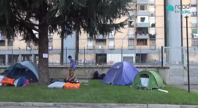 Libera in GOAL! A Scampia un vero e proprio campeggio anti-camorra (VIDEO)