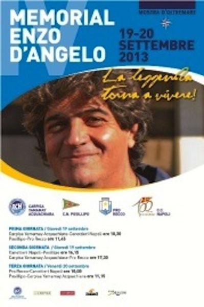 IV Memorial Enzo D'Angelo
