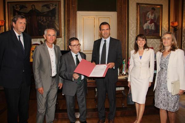 Napoli aderisce alla Rete Europea per la Cultura