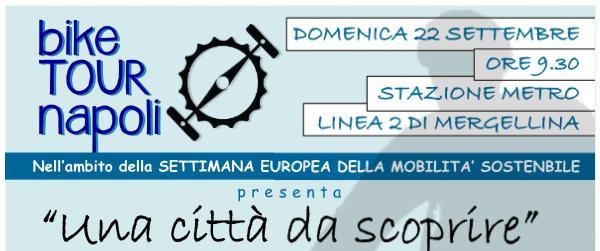 Napoli: una domenica in bicicletta