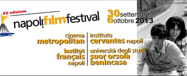 Napoli Film Festival 2013: dal 30 settembre al 6 ottobre