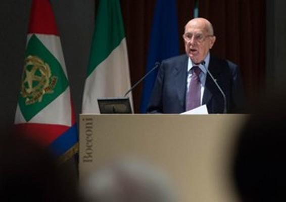 Napolitano in visita a Napoli per le Quattro Giornate