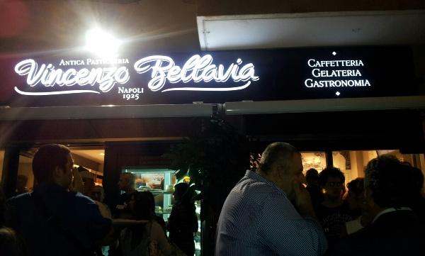 Fuorigrotta: furto nella nuova pasticceria Bellavia