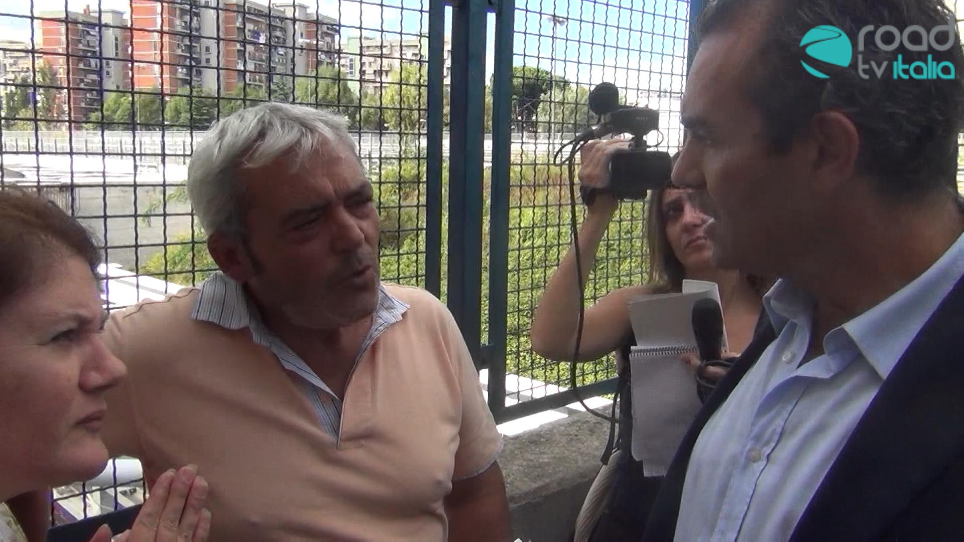 Felimetrò, inaugurazione con polemica: e alla metro di Scampia chi ci pensa? (VIDEO)