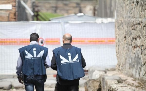 Pompei: la DIA ispeziona i cantieri contro infiltrazioni della camorra
