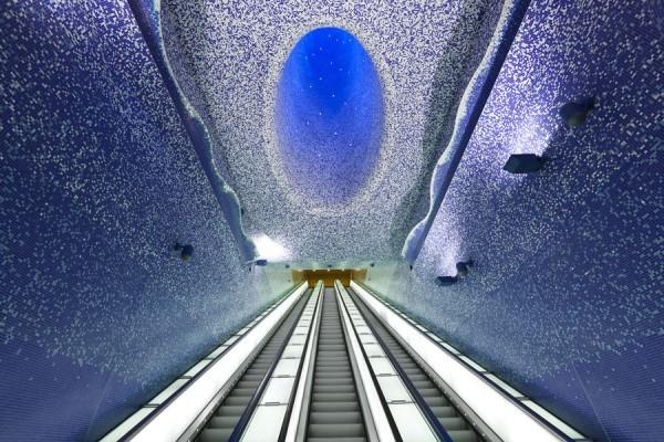 Gli indiani vogliono copiare la metro Toledo