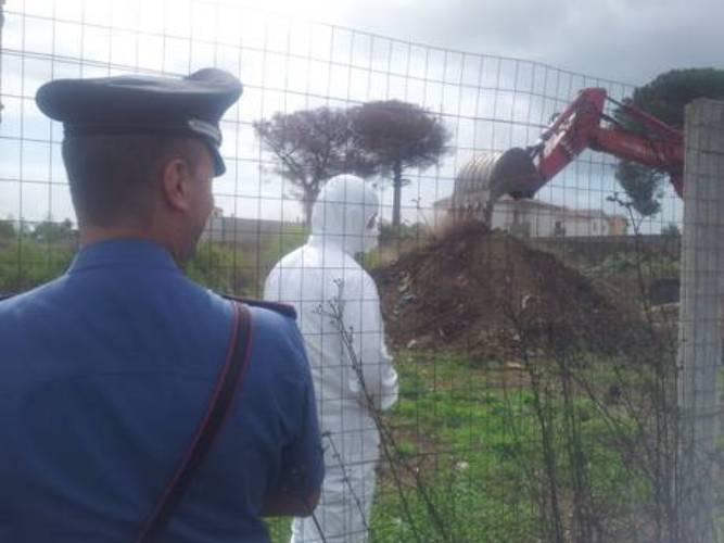 Rifiuti tossici: trovati fusti di fanghi industriali a Casal di Principe