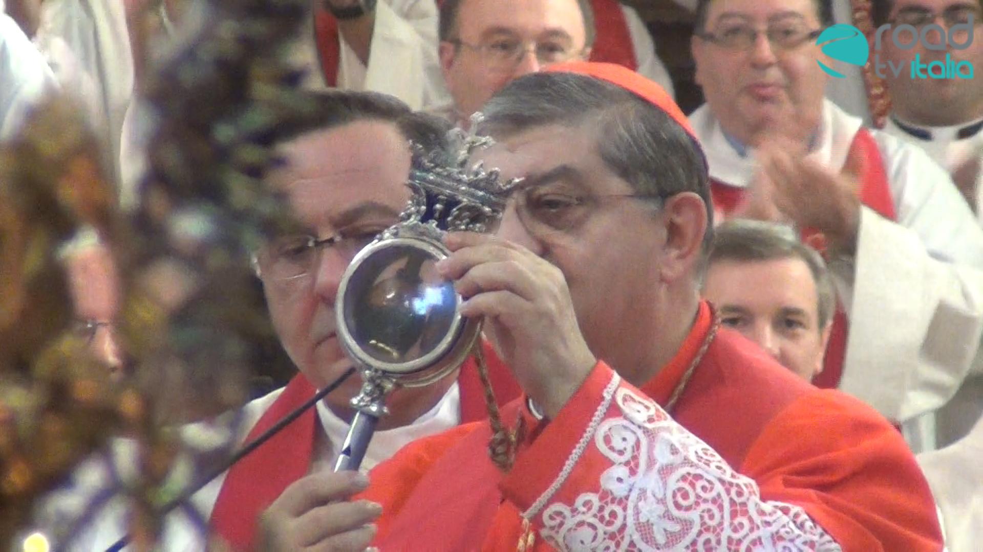 Speciale San Gennaro 2013 - Il miracolo del sangue (VIDEO)