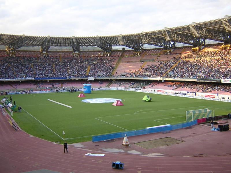 Napoli-Sassuolo: si va per il tutto esaurito al San Paolo