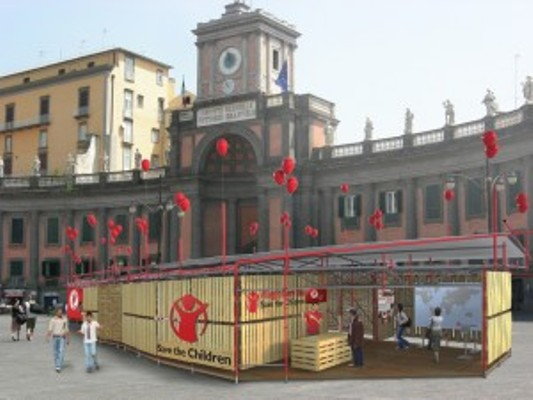 Save the children a Napoli con Every one
