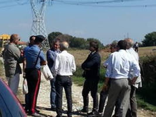 Rifiuti tossici: un'altra giornata di scavi in Campania