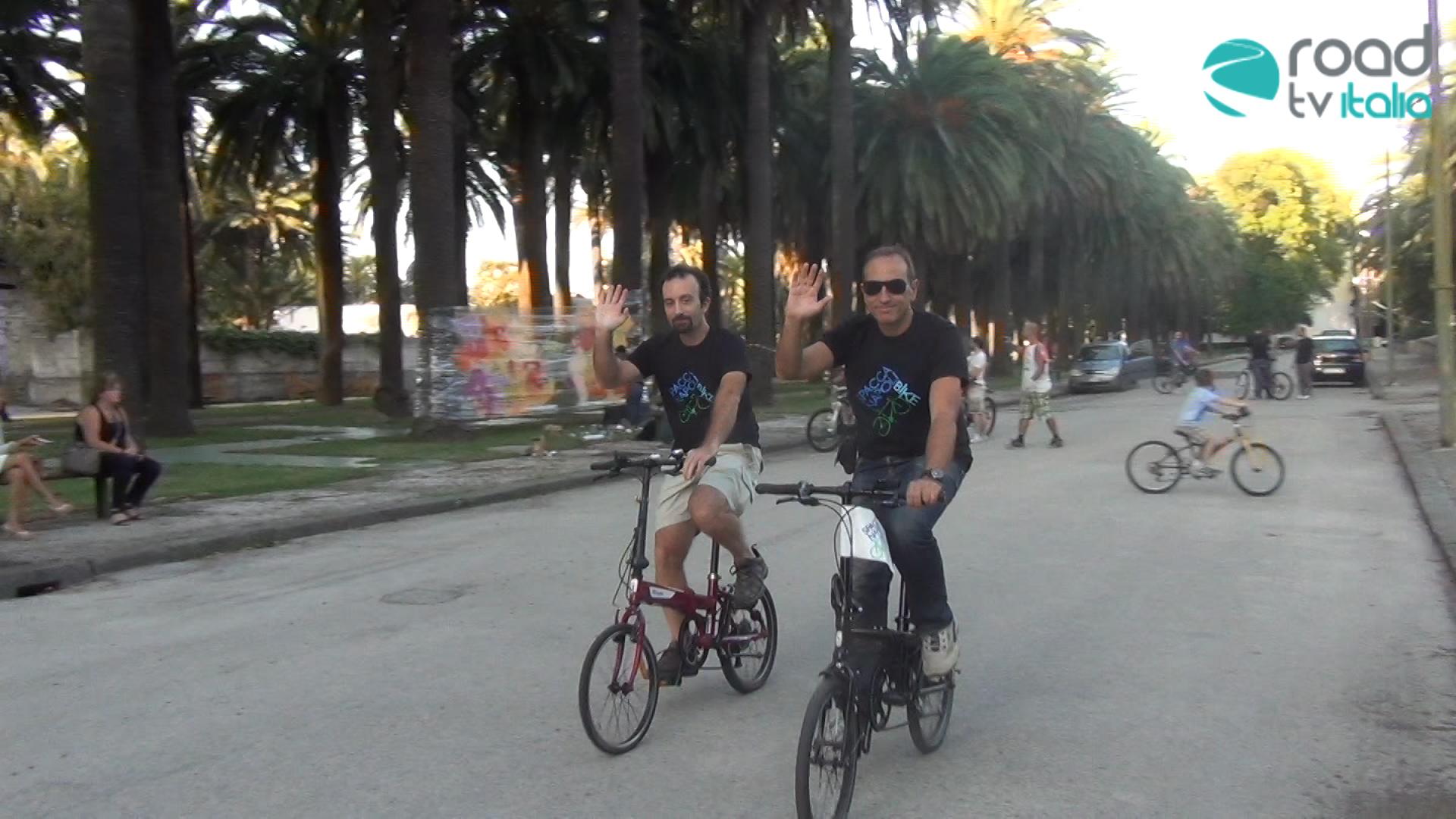 Anche Spaccanapoli Bike al Napoli Bike Festival 2013 (VIDEO)