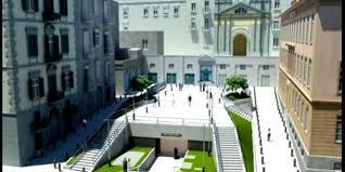 Apre la metro di Montecalvario, nuovo lustro alle stazioni d'arte