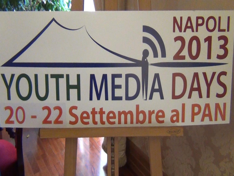 Youth Media Days - II edizione: a Napoli il Festival del Giornalismo Giovane, tra new media e precariato (VIDEO - FOTOGALLERY)