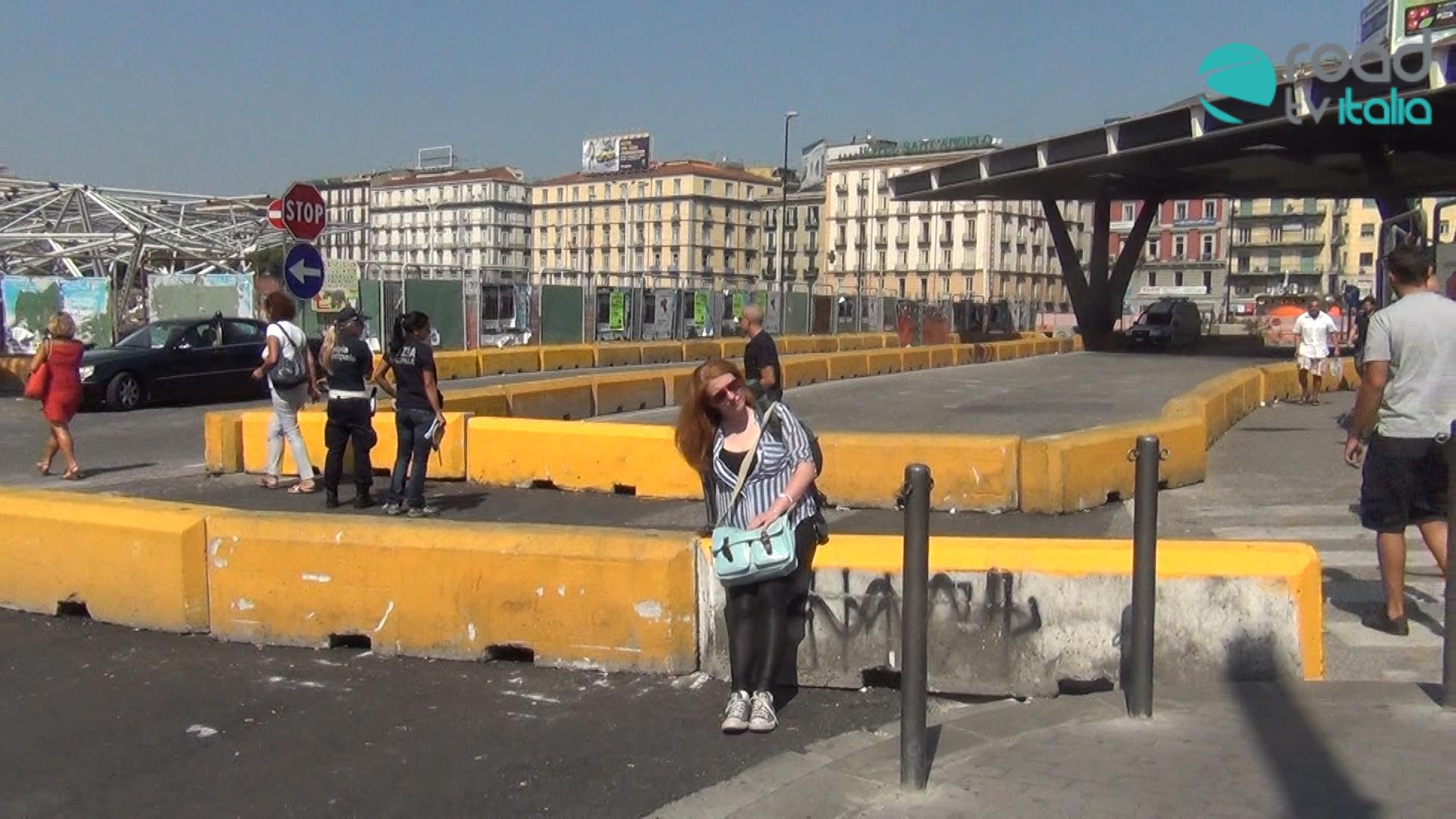 Ztl on the Road - Nuovo dispositivo di traffico in piazza Garibaldi, il punto della situazione (VIDEO)
