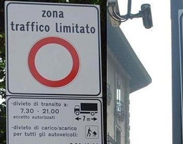 Ztl piazza Dante e via Duomo, il rinvio dovuto alla manutenzione delle telecamere