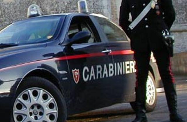 Quartieri spagnoli - Carabinieri