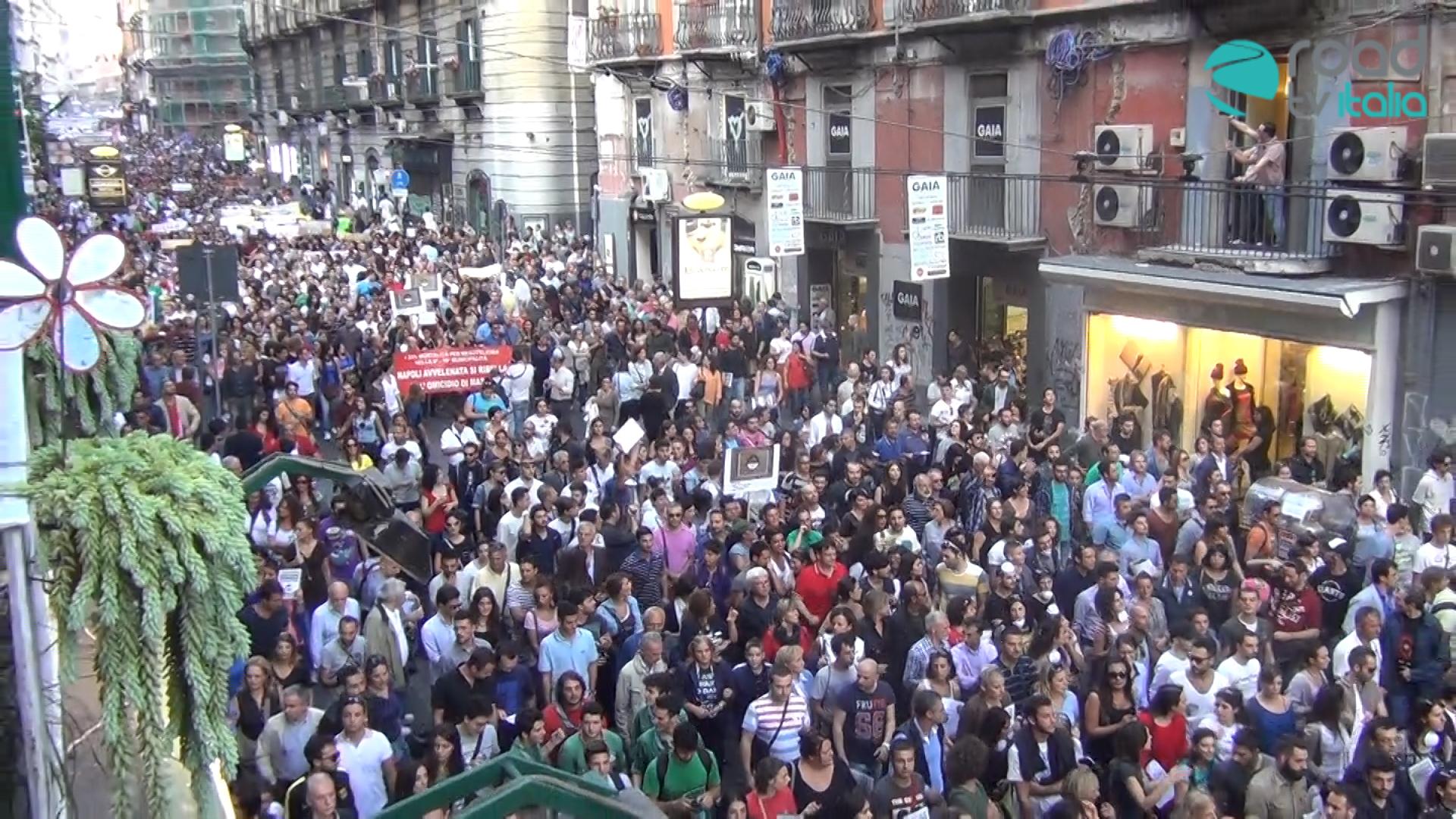Stop Biocidio: il 17 ottobre per unire i movimenti
