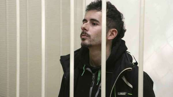 Cristian D'Alessandro finalmente libero. Ma per adesso resterà in Russia