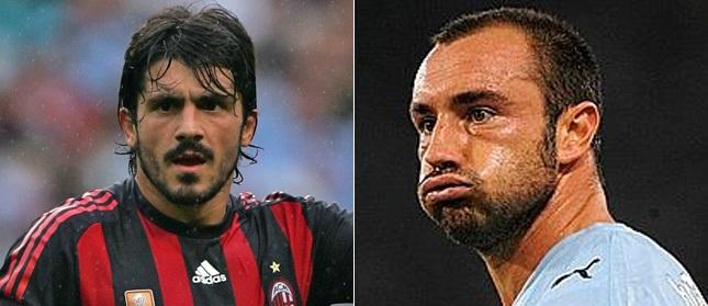 Calcioscommesse: indagati Brocchi e Gattuso