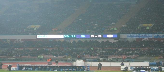 Napoli, pensieri Champions?