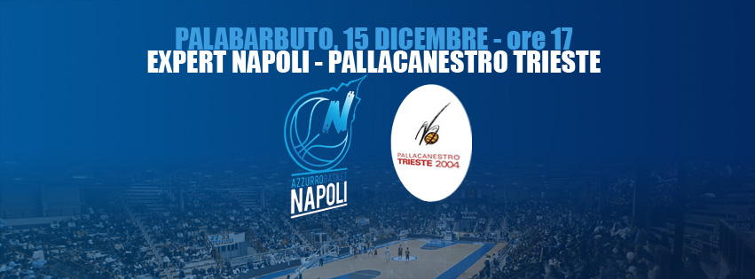 Basket, Napoli-Trieste: segui la diretta testuale dal Palabarbuto