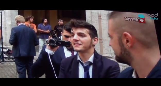 """""""Quartieri Spagnoli, Italia"""". A Tg2 Dossier il reportage realizzato da quattro ragazzi dei Quartieri Spagnoli (VIDEO)"""