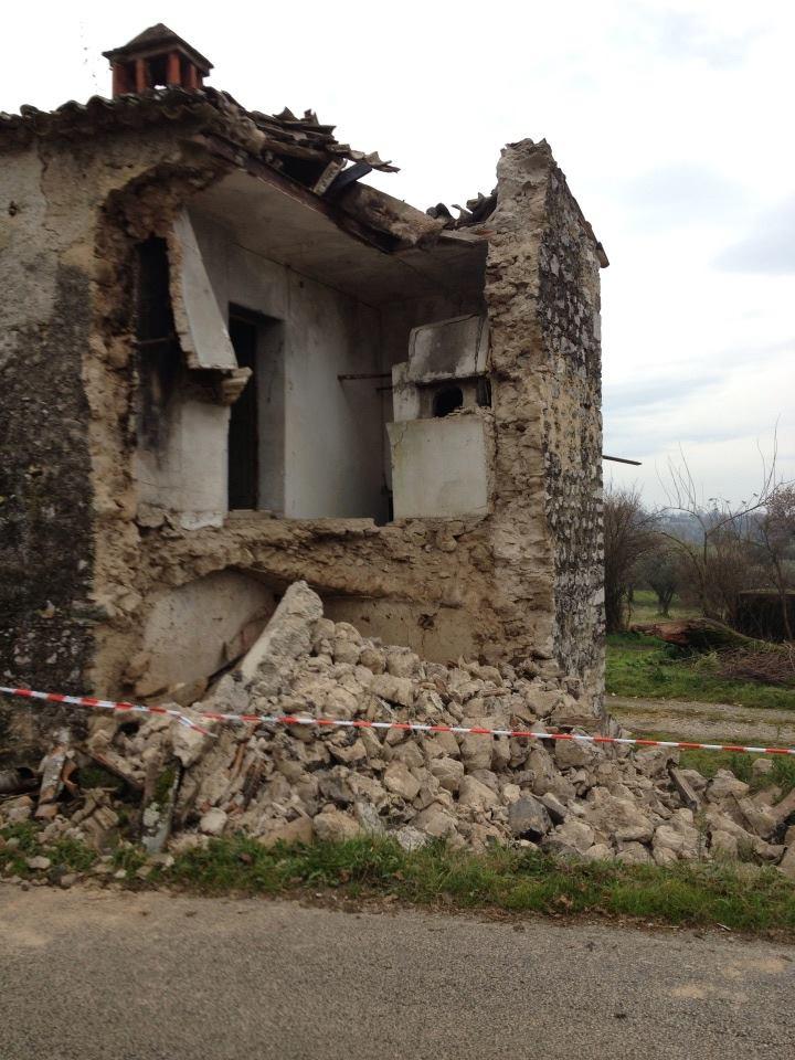 Terremoto, il Matese chiede lo stato di emergenza