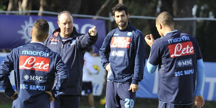 Champions, Napoli-Arsenal: azzurri sul campo di Castel Volturno. Differenziato per Reina e Behrami