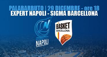 Basket, Napoli-Barcellona: domenica sera la diretta testuale dal PalaBarbuto