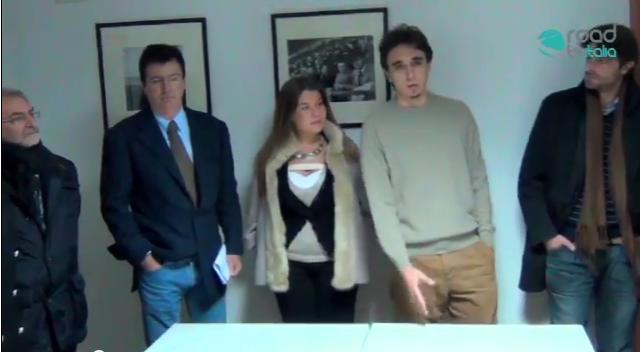 La Casa del Giornalista apre le sue porte alla città. Un punto di partenza e di speranza per i giovani precari (VIDEO)