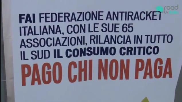 """A Napoli """"Aria Aperta"""" con la fiera dei liberi produttori (VIDEO)"""