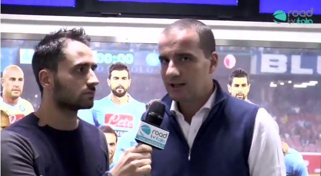 Gianluca Monti su Napoli-Arsenal (VIDEO)