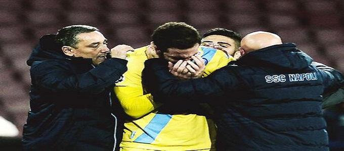 Un grande Napoli esce dalla Champions